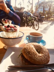 Calpe Cafe Coffee Breakfast D-Origen Coffee Roasters