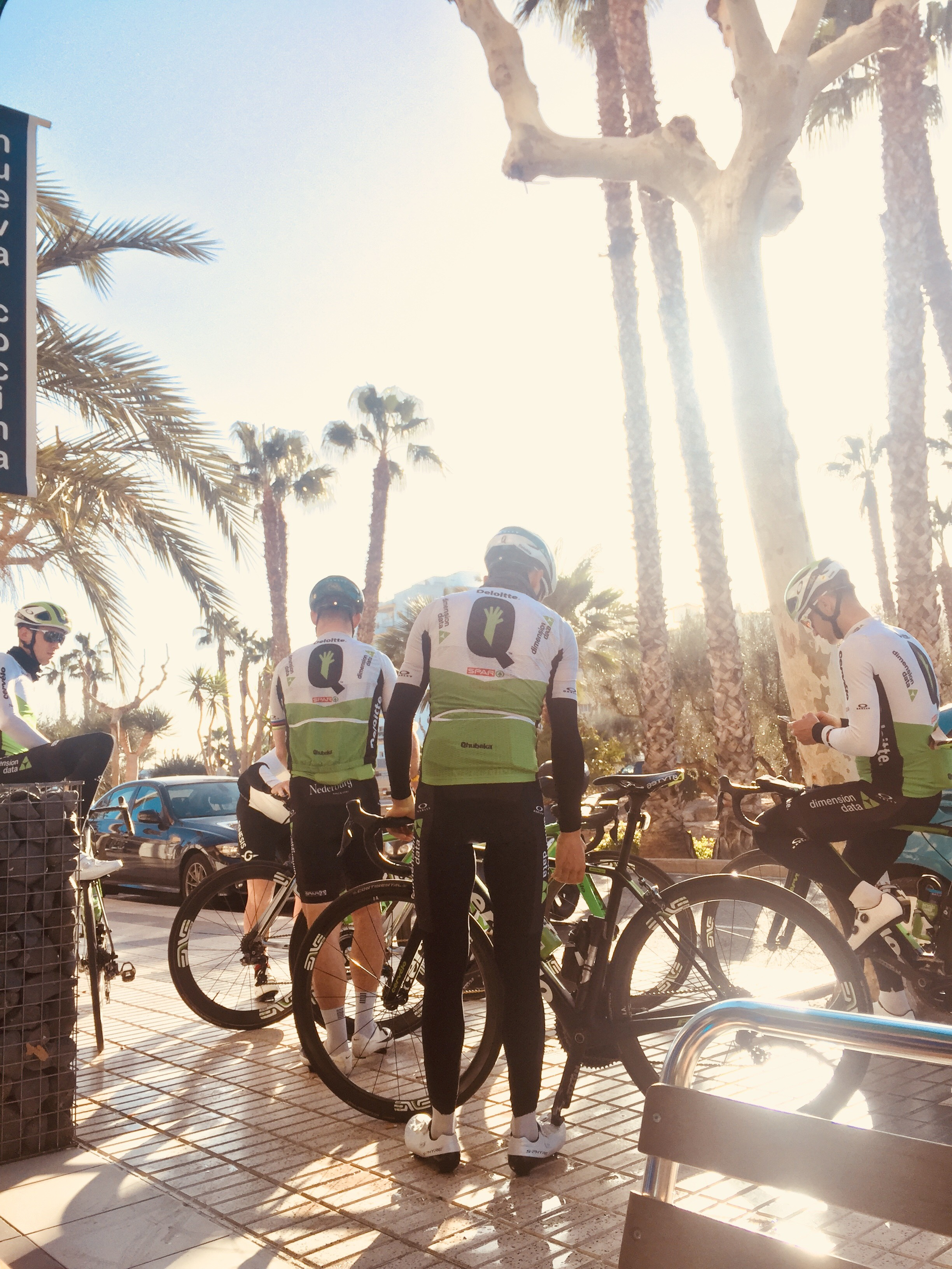 Calpe Dimension Data Cafe